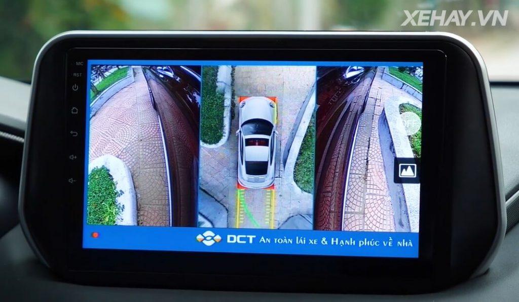 camera 360 dct quan sat 2 banh xe sau