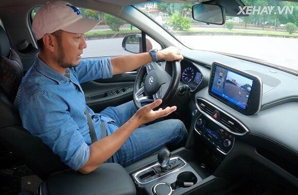 camera 360 dct quet toan bo khung canh xe khi khoi dong xe