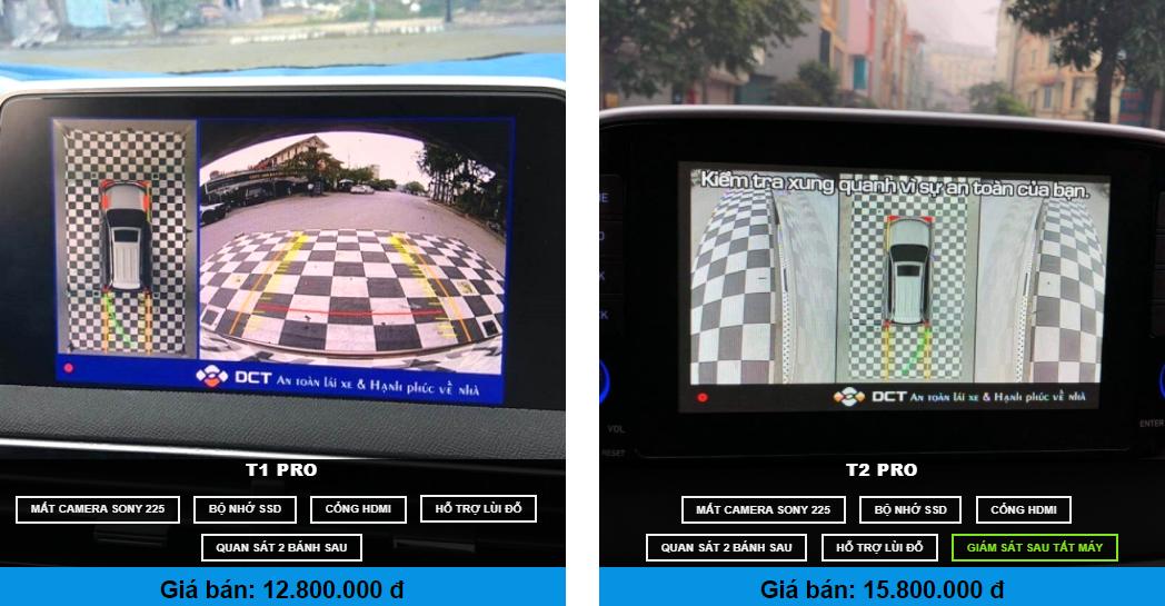 camera 360 dct t1 pro t2 pro