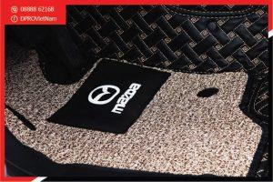 Thảm lót sàn Mazda 2 6D loại thảm lót sàn tốt nhất nên trang bị cho xe