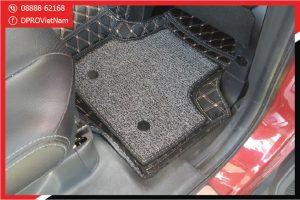 Thảm lót sàn xe Mazda BT 50 tại sao nên dùng loại thảm lót sàn ô tô 6D