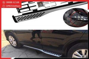 Bậc bước chân cho xe Honda CRV và những điều cần biết