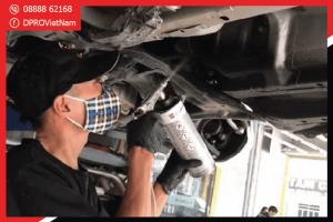 Có thể bạn chưa biết những bí mật nhà nghề này khi phủ gầm cho xe Honda City