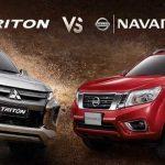 So sánh Triton và Navara- Hai mẫu bán tải đình đám của Nhật Bản