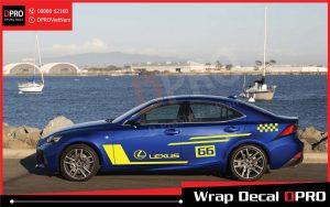 Tem xe Lexus IS – LXIS005
