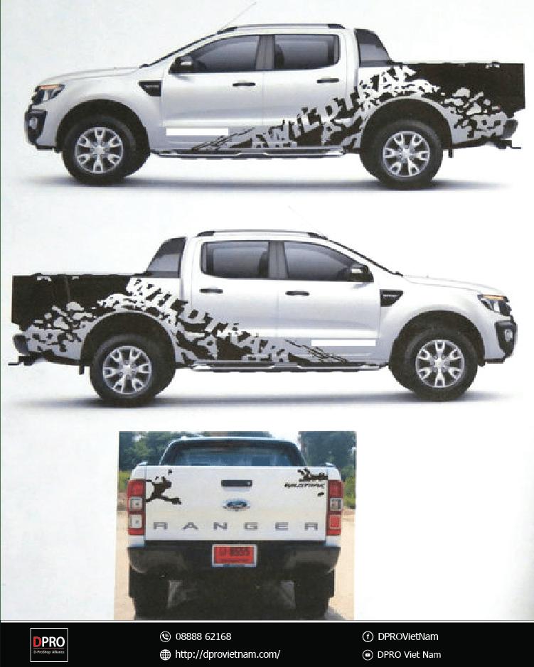 bo-decal-xe-ban-tai-ford-ranger