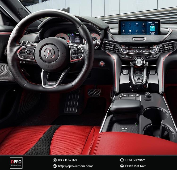 Acura TLX 2021 Mẫu Sedan Mới