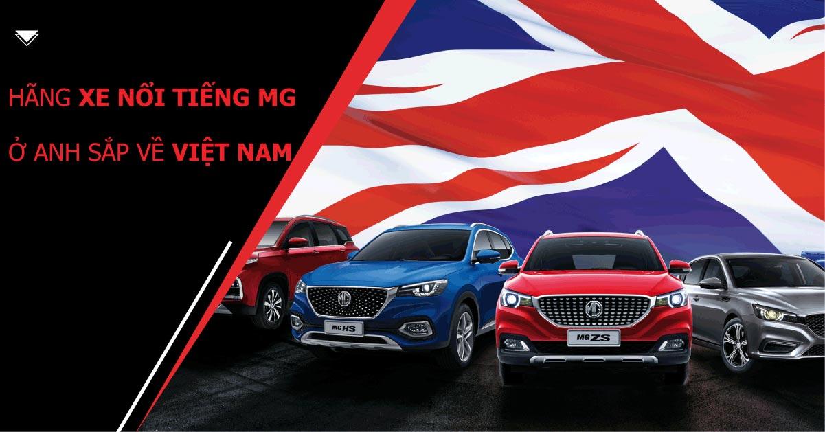 Tìm hiểu về MG – thương hiệu mang cảm hứng từ Anh Quốc sắp vào Việt Nam