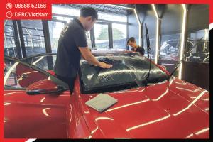 Dán phim cách nhiệt cho xe Kia Quoris