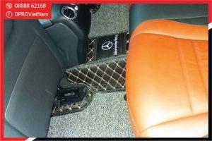 Thảm lót sàn Mercedes CLA 6D mẫu mới năm 2021