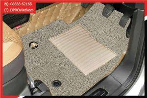 Thảm lót sàn xe Mitsubishi Mirage 6D