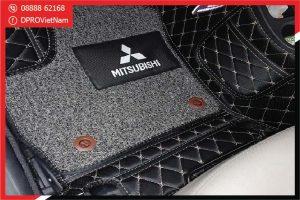 Thảm lót sàn xe Attrage tại sao nên dùng loại thảm lót sàn ô tô 6D