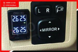 Cảm biến áp suất lốp Careud – loại cảm biến được thiết kế riêng cho từng dòng xe