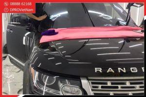 Dán phim cách nhiệt cho xe Land Rover Range Rover – Giải pháp làm mát hiệu quả