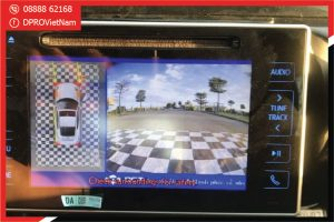 Lắp Camera 360 cho Toyota Hilux hiện đại thông minh giá tốt năm 2020