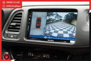 Lắp Camera 360 cho Honda HRV nên chọn camera 360 DCT tại sao ?