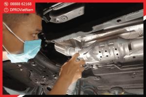 Phủ gầm cho Ford Ranger – Lưu ý để có lớp sơn phủ bảo vệ gầm đến 10 năm