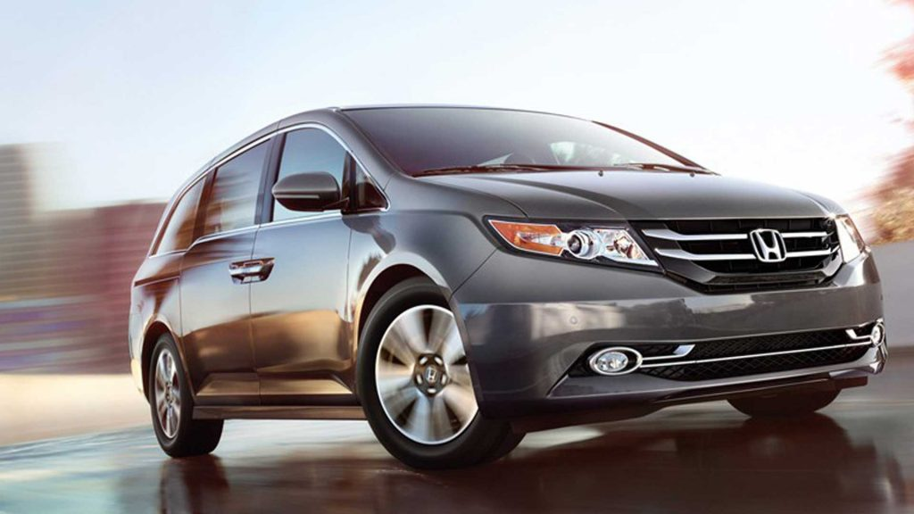 Honda Odyssey 2016 – mẫu MPV dành cho gia đình đáng sở hữu