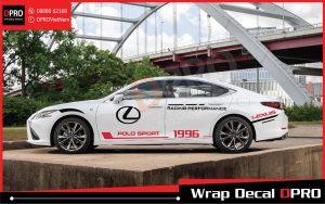 Tem xe Lexus ES – LXES004