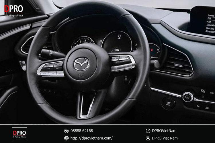 vô lăng của Mazda CX30